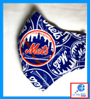 New York Mets Face Mask - 100% Cotton **HIGH QUALITY** **SHIPS FAST** *PREMIUM** on Ebay