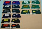 NIKE VISOR TABS HELMET DECALS STICKERS FOOTBALL UNDER ARMOUR 3M FULL LARGE NEW  for sale