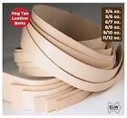 Veg Tan Tooling Cow Leather Belt Blank Strip Strap 3/4 5/6 8/9 9/10 11/12 Oz
