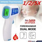 Non-Contact Infrared Digital Forehead Thermometer Baby Adult Temperature Gun FDA
