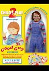 Child's Play 2 Licensed Good Guy Costume Adult One Size