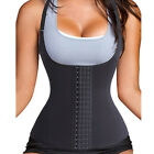 Waist Trainer Cincher Fitness Body Shaper Sweat Tummy Control Underbust Corset