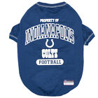 NFL Indianapolis Colts Premium Dog Pet Tee Shirt (all sizes) $15.49 USD on eBay