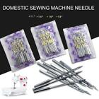 10pcs Home Sewing Machine Needle11/75,14/90,16/100 For Brother Kit 18/110 W1e3