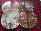 TC Djembe Drum Head Goat Skins with Hair/Tom drum skins/Snare skins picture
