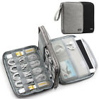 Travel Cable Accessories Bag USB Drive Charger Organizer Portable Storage Pouch