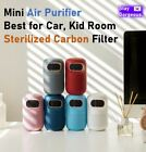 Roba Mini Air Purifier 1EA Suitable For Car Air Purifying Made In Korea 6Colors