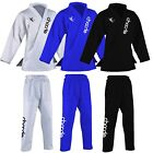 Brazilian Jiu Jitsu Suits Competition BJJ Gi Ultra Light Preshrunk BJJ Uniform