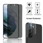 For Samsung Galaxy Note 20 Ultra/S20 5G Anti-Spy Privacy Glass Screen Protector