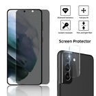 For Samsung Galaxy S21/Note 20 Ultra/S20 Anti-Spy Privacy Glass Screen Protector