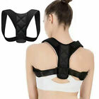 Posture Corrector Back Straight Shoulders Body Wellness Brace Strap Correction