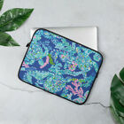 Lilly Pulitzer Pattern Laptop Sleeve Case Turtleville Nautical 2020 Print