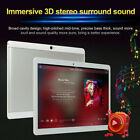 """10"""" Tablet Pc 4g-lte Android 8.0 Hd 4+64g Octa-core Google Wifi Dual Cam Gps Uk"""