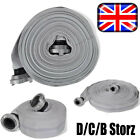 Fire Flat Hose 20/30m & D/C/B Storz Couplings Flat Water Pump Tubing Fire Hose