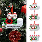 Kyпить 2020 Quarantine Stay at Home Family Of 3 Personalized Tree Christmas Ornament на еВаy.соm