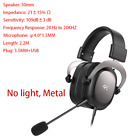 RGB Wired Headset/Headphones Gamer Surround Sound & HD Microphone