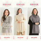 Sirdar Saltaire Patterns for women   OUR PRICE £2.90
