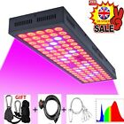 1000W 5000W LED Grow Light Hydroponic Full Spectrum Flower Plants Lamp Panel LE