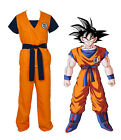 Dragon Ball Z Goku Turtle senRu Adult Costume Cosplay Optional Super Saiyan Wig