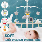 Baby Musical Bed Bell Kid Crib Musical Mobile Music Box DIY Baby Rattle Toys