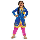 Girls Deluxe Disney Mira Royal Detective Halloween Costume Toddler S M L 2T-6x