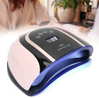 160W Nail Dryer Curing Gel Light Nail Lamp LED UV Lamps Nail Glue Drying Machine