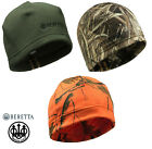 Beretta Fleece Beanie BC461 Microfiber Hunting Shooting Hat Fleece