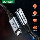 UGREEN USB C Extension Cable Type C 3.1 Extender Cord Fast Charge Fr Macbook Pro
