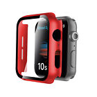 2 Pack For Apple Watch Series 4/5/6/SE 40/44mm Screen Protector Case Full Cover