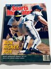 1989 Sports Illustrated OAKLAND A's RICKEY HENDERSON No Label RUN RICKY RUN N/L