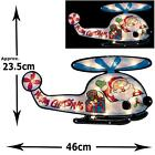 Christmas Silhouette LED Lights Window Festive Decoration Indoor Décor Ornament