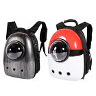 Pet Carrier Backpack Travel Space Capsule Dog Cat Bag Breathable Astronaut