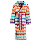 Missoni VASILIJ 100 Unisex bathrobe with hood
