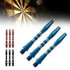 3pcs Aluminium Alloy Dart Shafts Darts Accessories Kit C2f9 Alloy Metal Rod P7c6