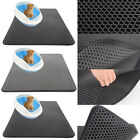 Double Layer Cat Litter Mat Trapper Waterproof Foldable Pad Pet Rug Honeycomb