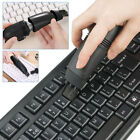 1 5x Vacuum USB Keyboard Cleaner Fr PC Laptop Brush Dust Cleaning kit Handle Lot