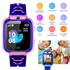 Waterproof Kids Smart Watch Touch Screen Tracker SOS Call For Android iOS