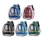 Pet Bird Parrot Carrier Backpack Space Capsule Bubble Transparent Shoulder Bag