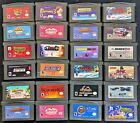 GBA Game Boy Advance Games You Pick! Authentic & Tested! Updated 01/25/21!