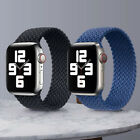 Braided Solo Loop Strap Band For Apple Watch Series 6 Se 5 4 3 2 1 38 40 42 44mm