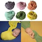 Newborn Photography Props Baby Swaddling Wrap Backdrop Photo Shooting Blanket