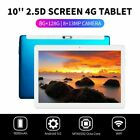 "10.1"" 4G-LTE Tablet PC Android 9.0 Pad 2.5D Screen 8GB +128GB Dual SIM Phablet"