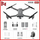 FIMI X8 SE 2020 Camera Drone RC Helicopter 8KM FPV 3-axis Gimbal 2 Batteries