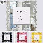 Switch Cover Switch Sticker Home Decor Delicate Fashion Modern Practical