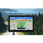 7' Inch Touch Screen Car Truck GPS Navigation System 8GB 256MB Traffic Voice