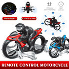 RC Drone Land-air Dual Mode Quadcopter Aircraft Quadcopte Kid Toy Motorcycle USA