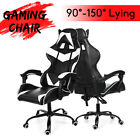Ergonomic Executive Office Chair Gaming Chair Computer Desk Seat Swivel Recliner