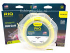 Rio Gold Premier New 2020 Freshwater Trout Series Fly Line Moss Gold Floating