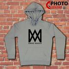 Anne Marie Logo Grey Hoodie - Medium or Small