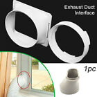 15cm Home Exhaust Duct Interface Window Portable Air Conditioning Pipe Connector